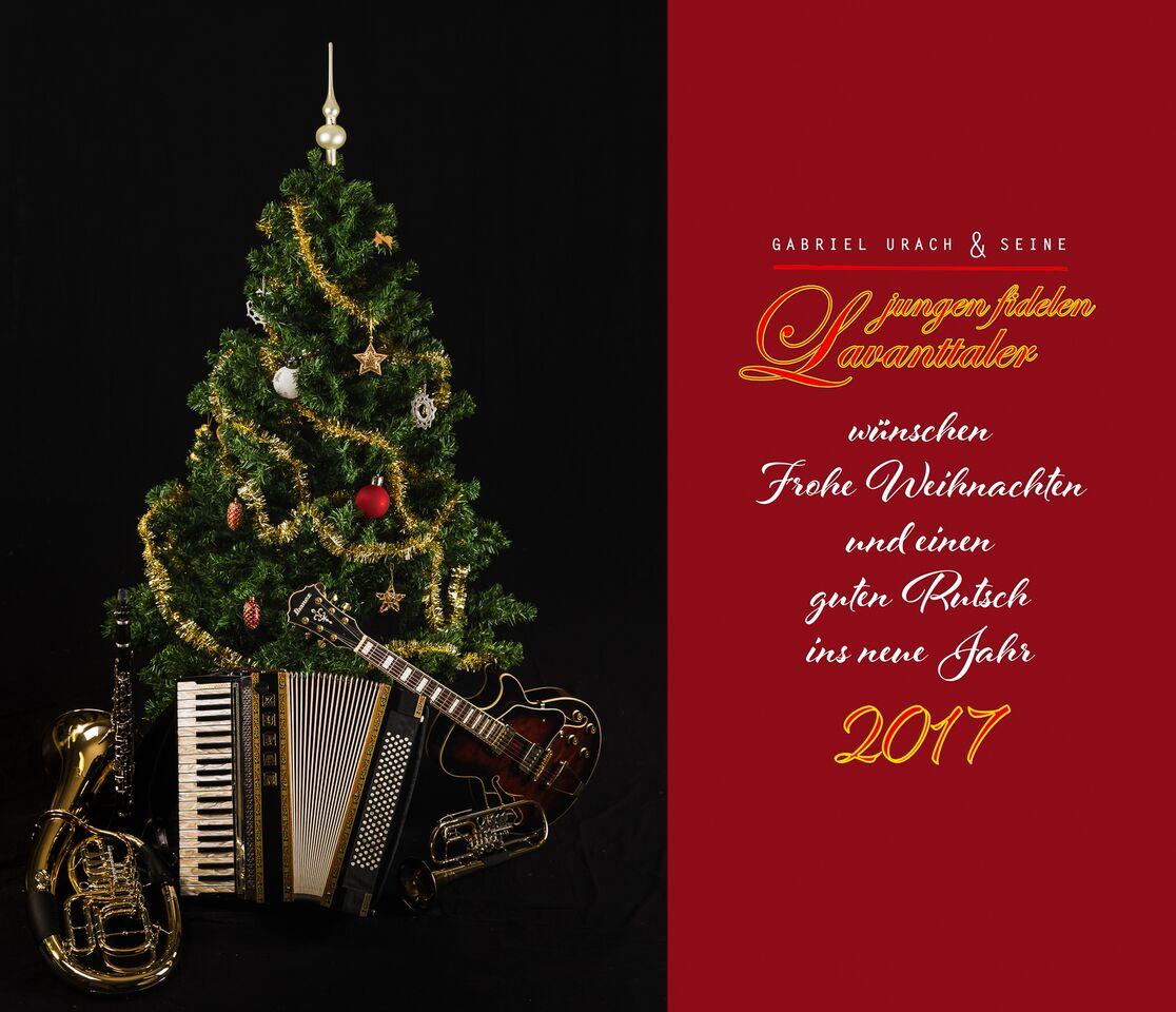 Wir Wünschen Euch Frohe Und Besinnliche Weihnachten.Frohe Weihnachten Die Jungen Fidelen Lavanttaler